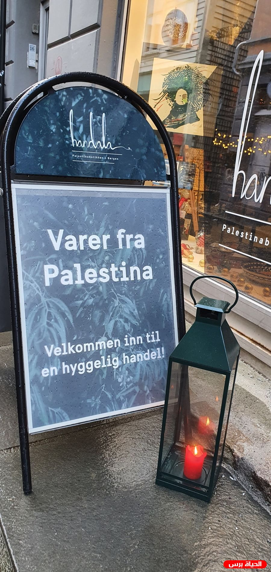 Kenneth Larsen, Norwegian friend of Palestine and founder of Handala store in Oslo, dead at 66