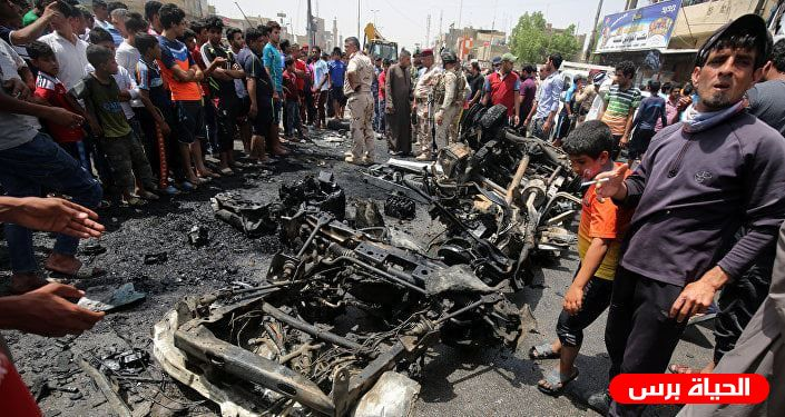 Baghdad and Erbil: The airport attack is an attempt to cause a rift in Iraq