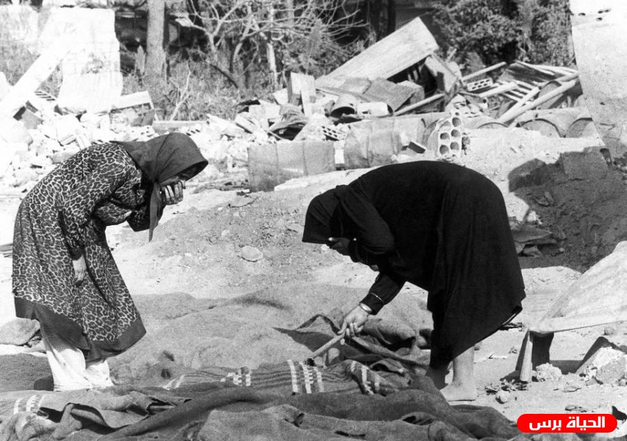 Today marks the 38th anniversary of the Sabra and Shatila massacre