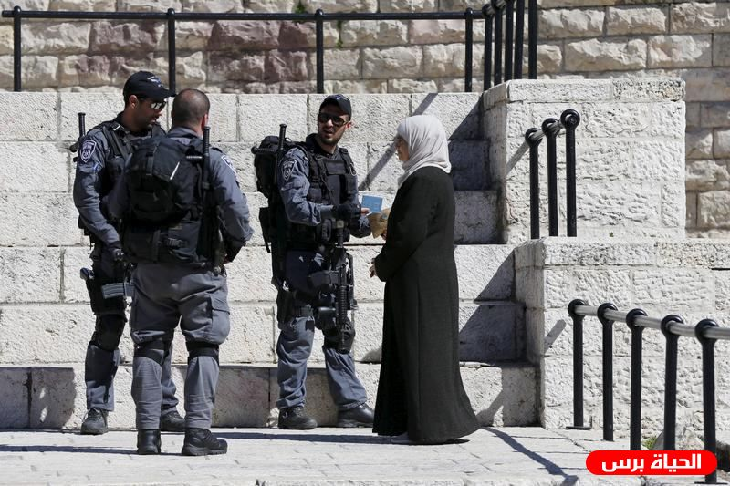 Occupation authorities to expel wife of a Palestinian citizen of Jerusalem