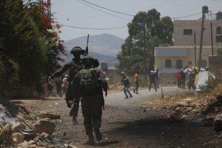 Israeli forces shoot three Palestinians near Jenin-district checkpoint