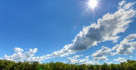 Weather : Clear skies, rise in temperature
