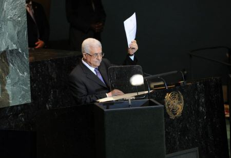 President Abbas receives congratulatory letters on the 32nd anniversary of the Palestinian Declaration of Independence Day